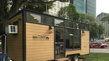 Would you stay in a 6-metre 'tiny house' in Singapore?