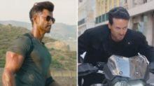 Hrithik Roshan and Tiger Shroff's 'War' to Get 4 Stunt Directors