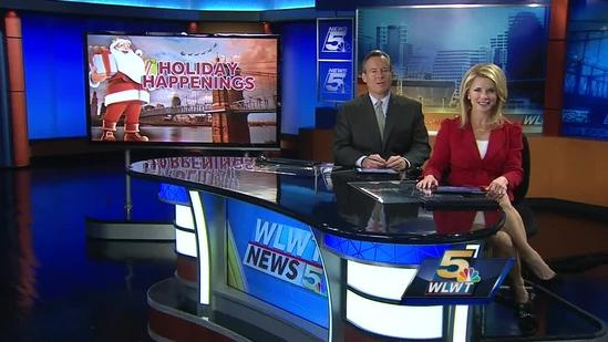 Free holiday attractions offered in downtown Cincinnati