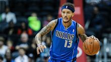 Delonte West working at Florida rehab center that helped him