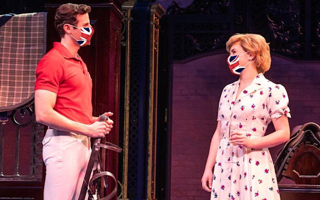 A new Broadway musical will premiere on Netflix due to COVID-19