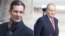 El rey Juan Carlos le busca trabajo en el extranjero a Iñaki Urdangarín