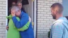 Good Samaritan couple give complete stranger a car