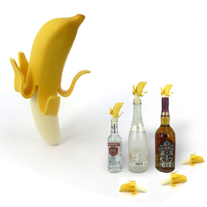 TopBanana 香蕉瓶塞