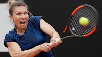 Top-ranked Halep withdraws from WTA Finals