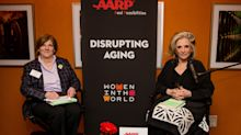 Sheila Nevins Tackles 'Disrupting Aging'