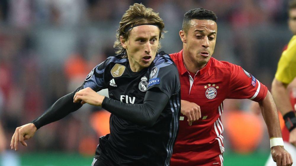 "Real Madrid, Modric : ""J'ai vu l'avantage de la vidéo pendant France-Espagne"""