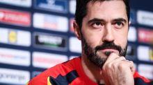 """Raúl Entrerríos: """"Sigo un año porque quiero retirarme jugando en la pista"""""""