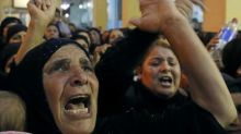Egypt says air strikes destroy militant camps after attack on Christians