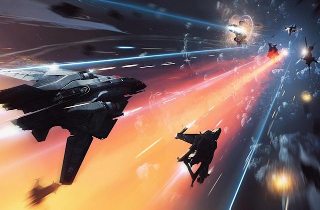 'Star Citizen' switches to Amazon's game engine
