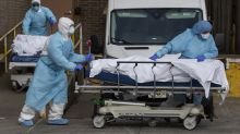 Coronavirus: New York health official clarifies comments about burials for victims of COVID-19