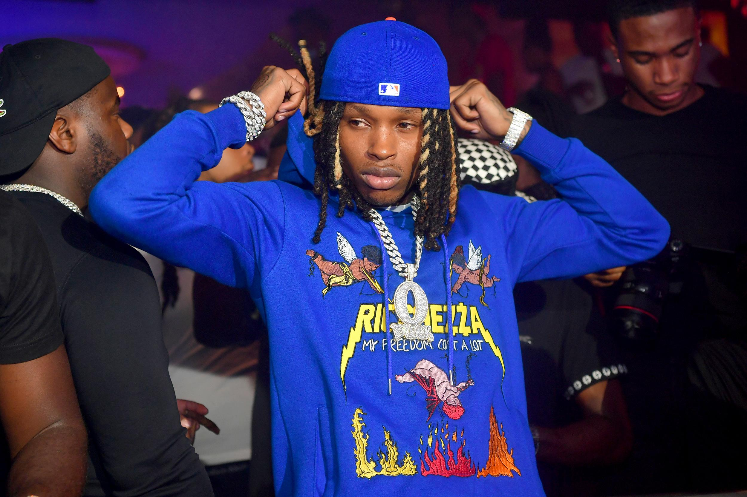 Rapper King Von, 2 others, fatally shot in Atlanta