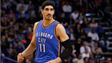 Thunder's Enes Kanter rooting for Cavs to win NBA Finals