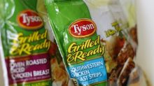 U.S. launches criminal probe into alleged chicken price fixing by Tyson, rivals
