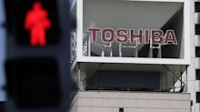 Toshiba Drops After Disclosing CVC Buyout Offer Has Stalled