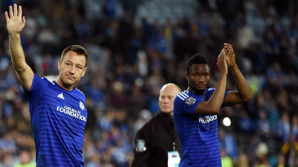Chelsea yet to find Mikel replacement, admits Antonio Conte