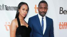 Idris Elba and His Former Miss Vancouver Girlfriend Make Their Red Carpet Debut at TIFF