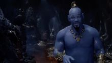 The mockery of Will Smith's genie in Disney's live-action 'Aladdin' is very real