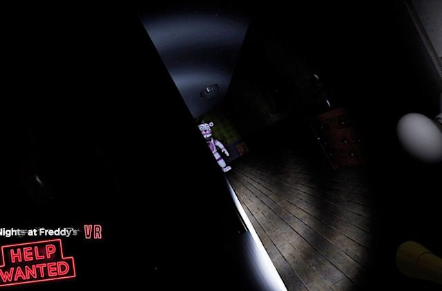 'Five Nights at Freddy's' is even more creepy in VR
