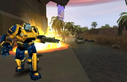 PlanetSide 1 appears to be going free-to-play... eventually