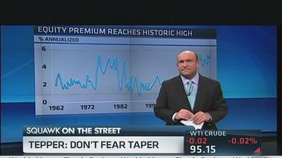Dissecting Tepper's Math on the Fed