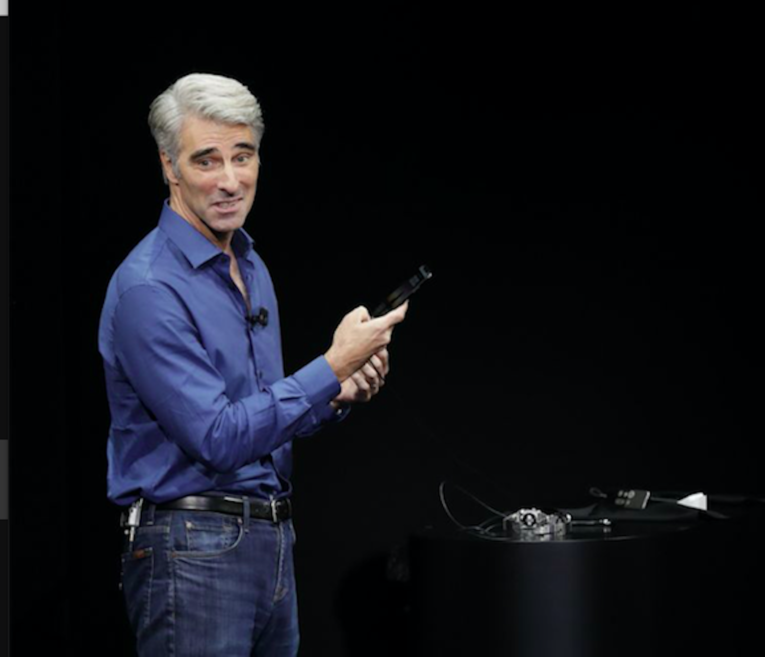 What really happened with Apple's Face ID 'fail' onstage