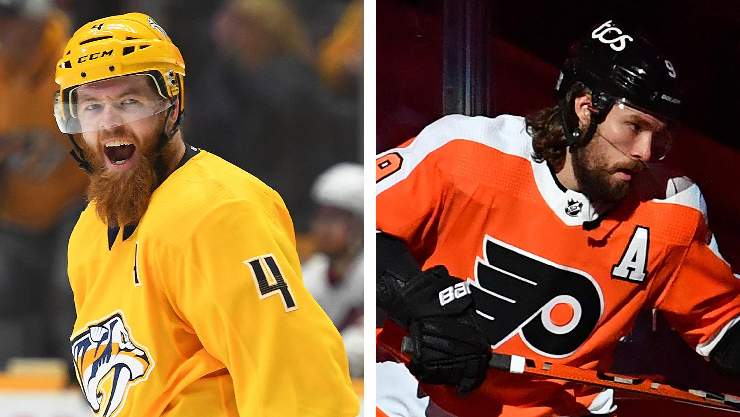 Sure sounds like Flyers' Ryan Ellis, Ivan Provorov are going to get along