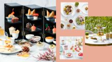 11月酒店下午茶盤點!5間酒店各有特色主題:珍珠奶茶 /人蔘 / 柑橘……