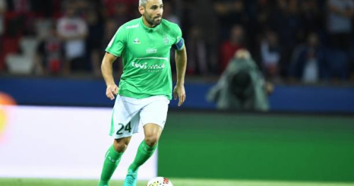 Foot - L1 - ASSE - Loïc Perrin prolonge jusqu'en 2020 à Saint-Étienne