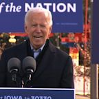 Biden describes Iowa pandemic toll in Des Moines