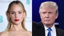 Jennifer Lawrence Says She 'Felt Devastated' After Donald Trump's Election: 'My Head Exploded'