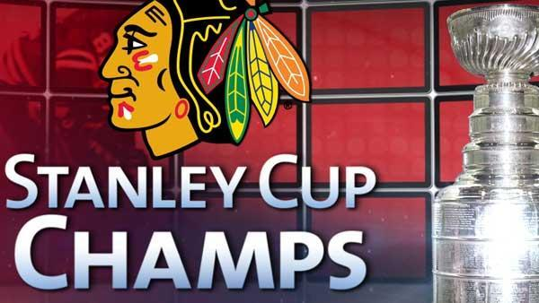 Countdown to Chicago Blackhawks championship rally, parade