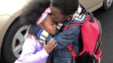 This adorable video of sibling love is just too pure for this world