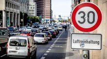 Dieselskandal: Harte Kritik an Günthers Plan für Diesel-Fahrverbote