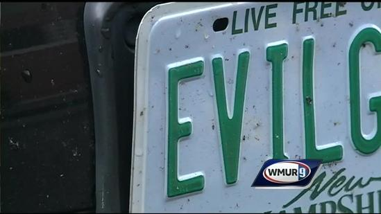 New rules coming for vanity plates