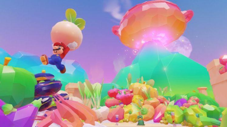 Super Mario Odyssey' leads Switch charge with franchise record
