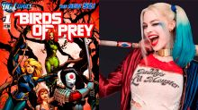 Margot Robbie confirma el alocado título del spin off de Escuadrón Suicida