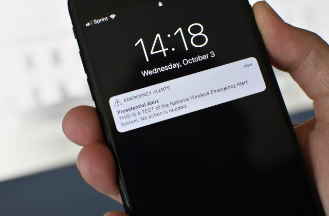 US wireless emergency alerts are now more locally targeted