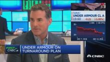 Under Armour president: We're rebuilding into a premium b...