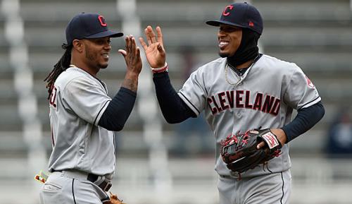 MLB: Indians schaffen Sweep gegen Twins