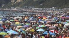 'Doomed to repeat mistakes?' Public health expert's warning after Hancock threatens beach closures