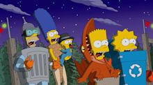 How 'The Simpsons' creators added COVID-19 masks to this year's 'Treehouse of Horror'
