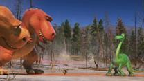 'The Good Dinosaur' Hits Theaters for Thanksgiving