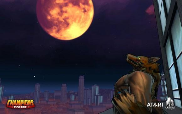 Revealed: Champions Online's first update, Blood Moon
