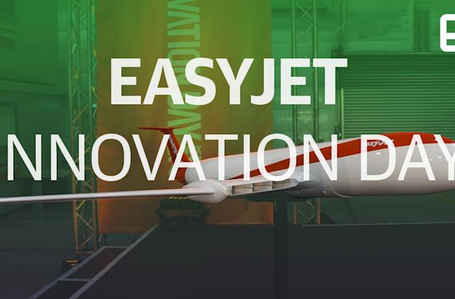 easyJet is serious about electric planes