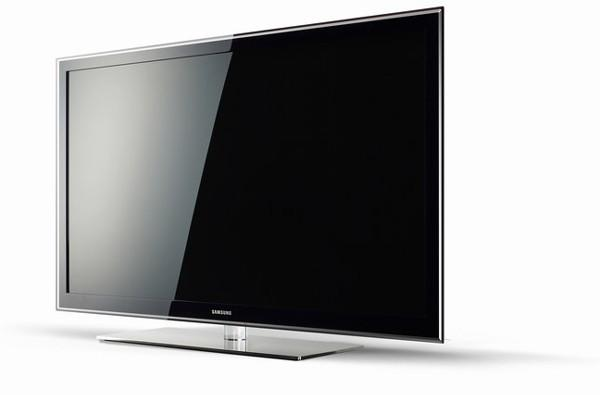 Samsung's Series 6 / 8 plasma HDTVs are well connected