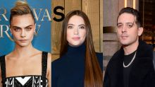 Cara Delevingne asks fans to stop 'hating on' ex Ashley Benson after she's seen kissing G-Eazy