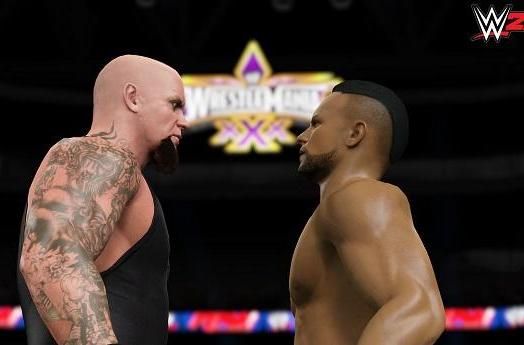 Get a push, win the belt in WWE 2K15's 'My Career' mode