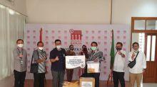 Asuransi Jasindo Galang Dana Rp 1,6 Miliar Bantu Tangani Covid-19