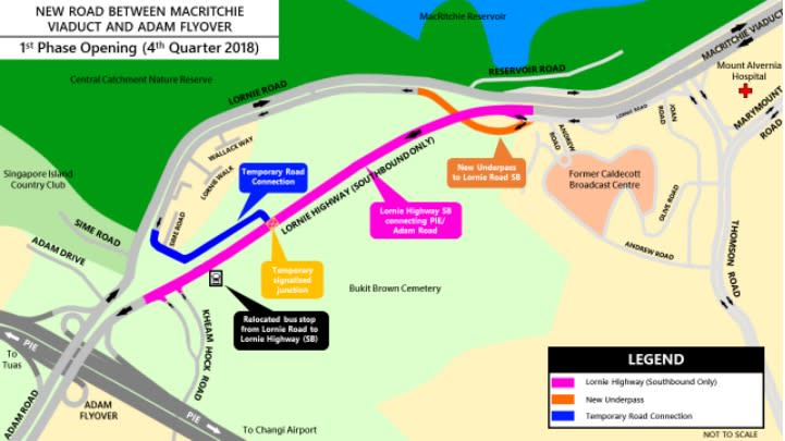 Flipboard: Southbound section of Lornie Highway to open on ...